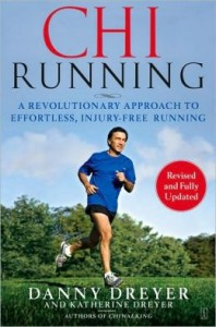 Chi running book cover