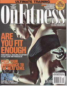 OnFitness cover