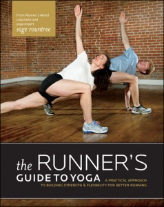 runner's guide to yoga book cover